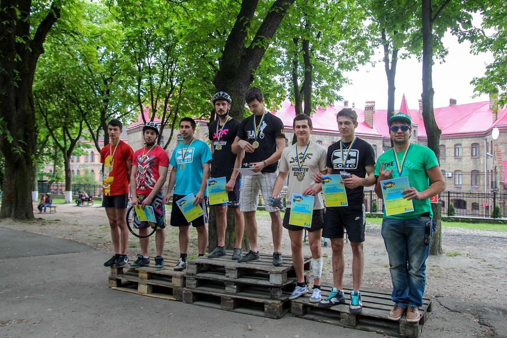 2 этап кубка Украины во Львове